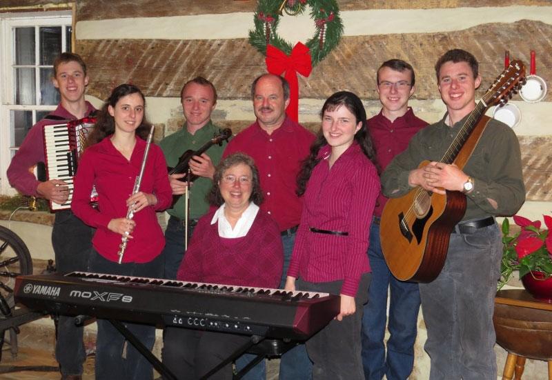 The Horst Family, 2015